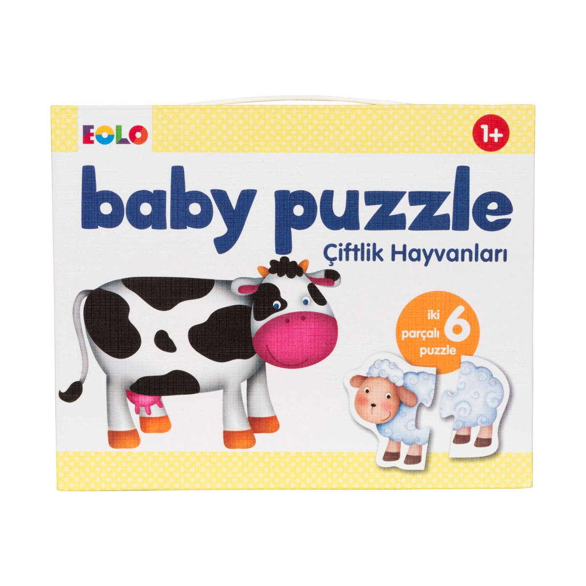 Baby Puzzle - Farm Animals