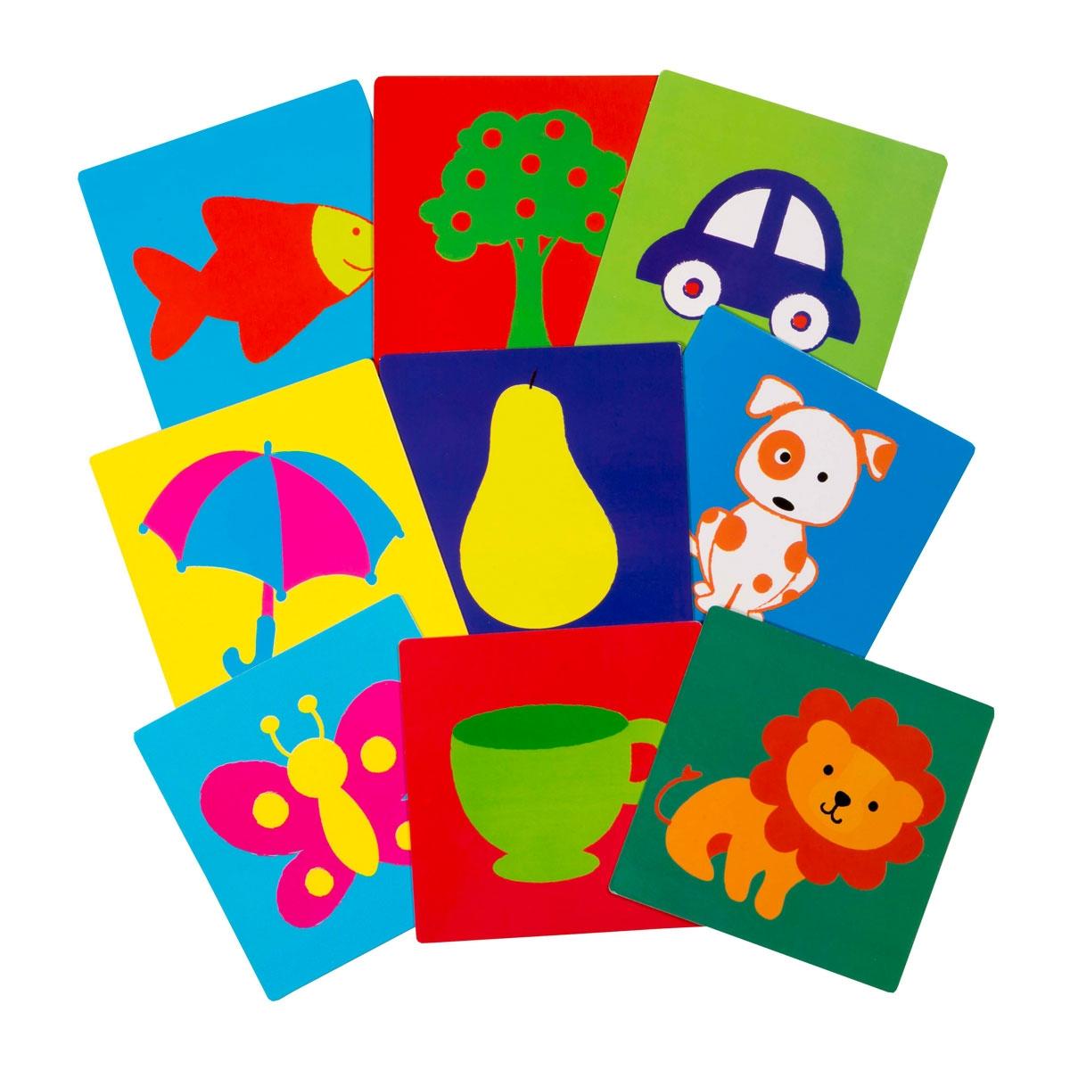 6-12 Aylık Bebeğim için Akıllı Kartlar