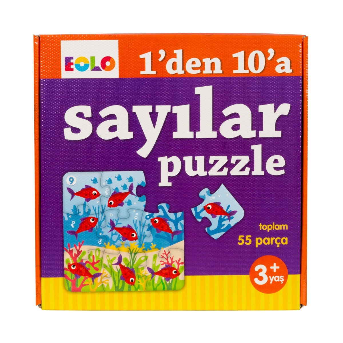 Puzzle for numbers from 1 to 10