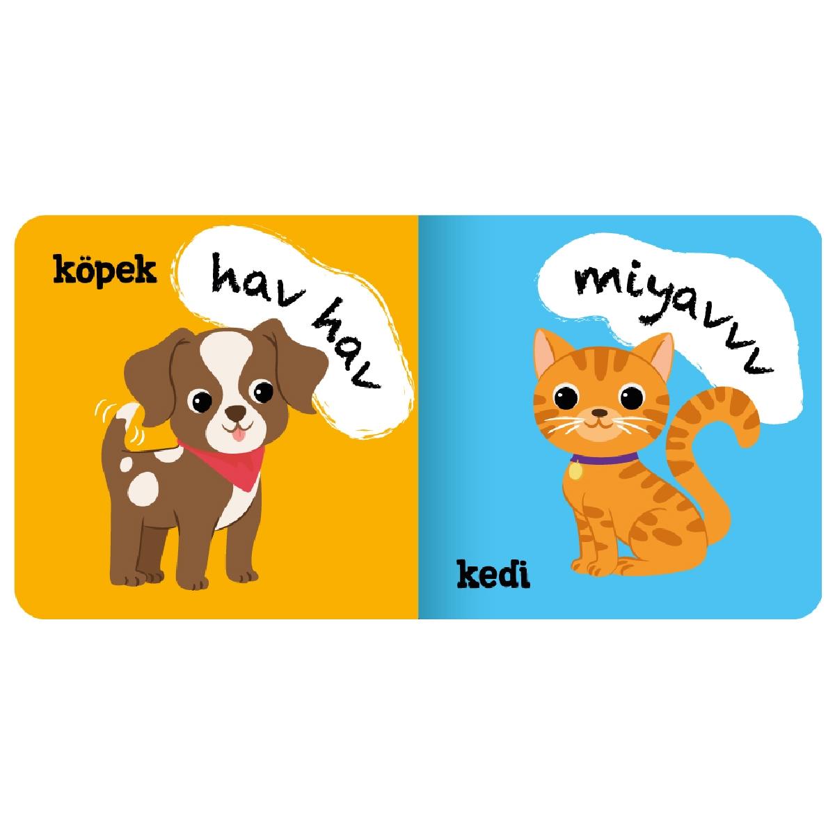Minik Kitaplar - Hayvanlar