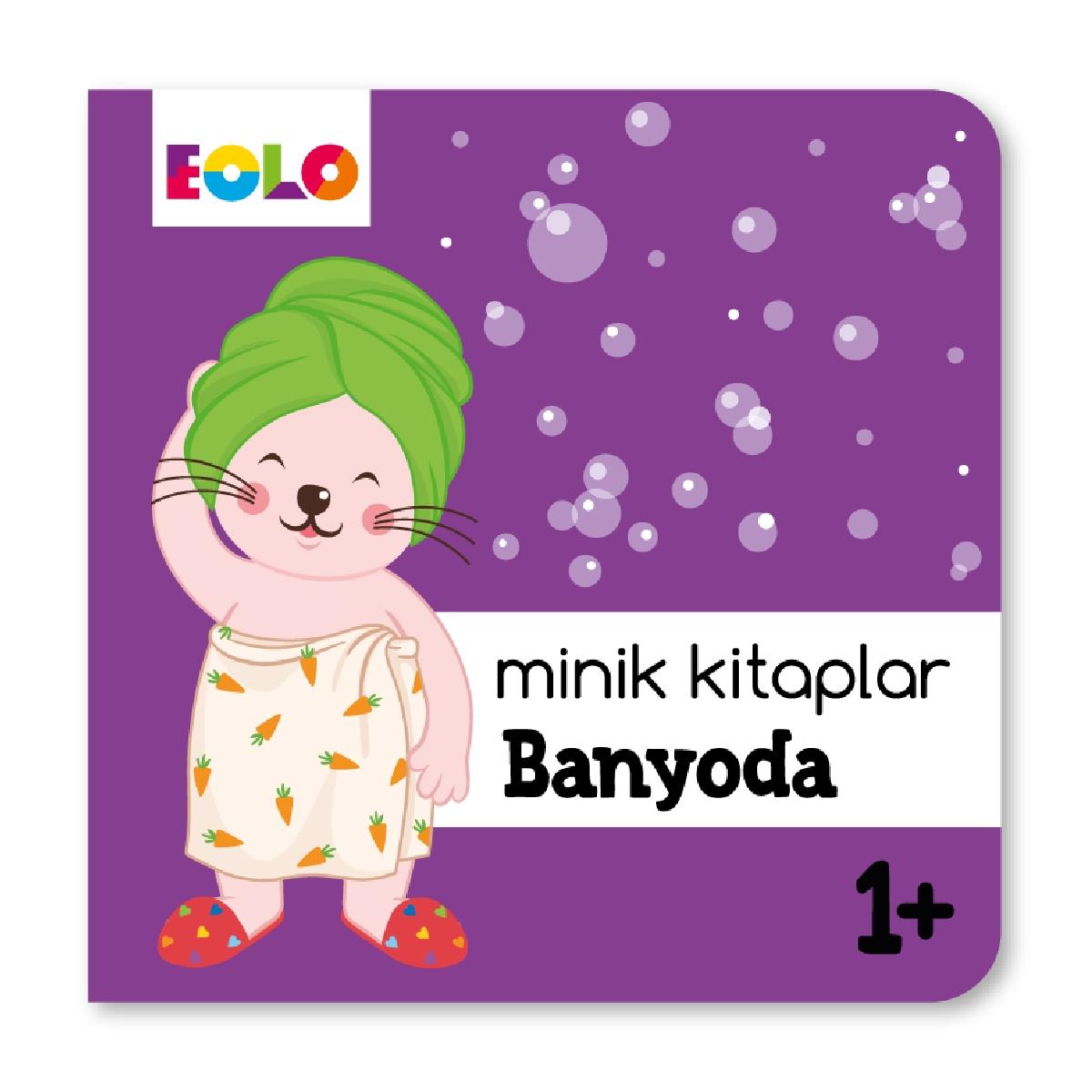 Minik Kitaplar – Banyoda