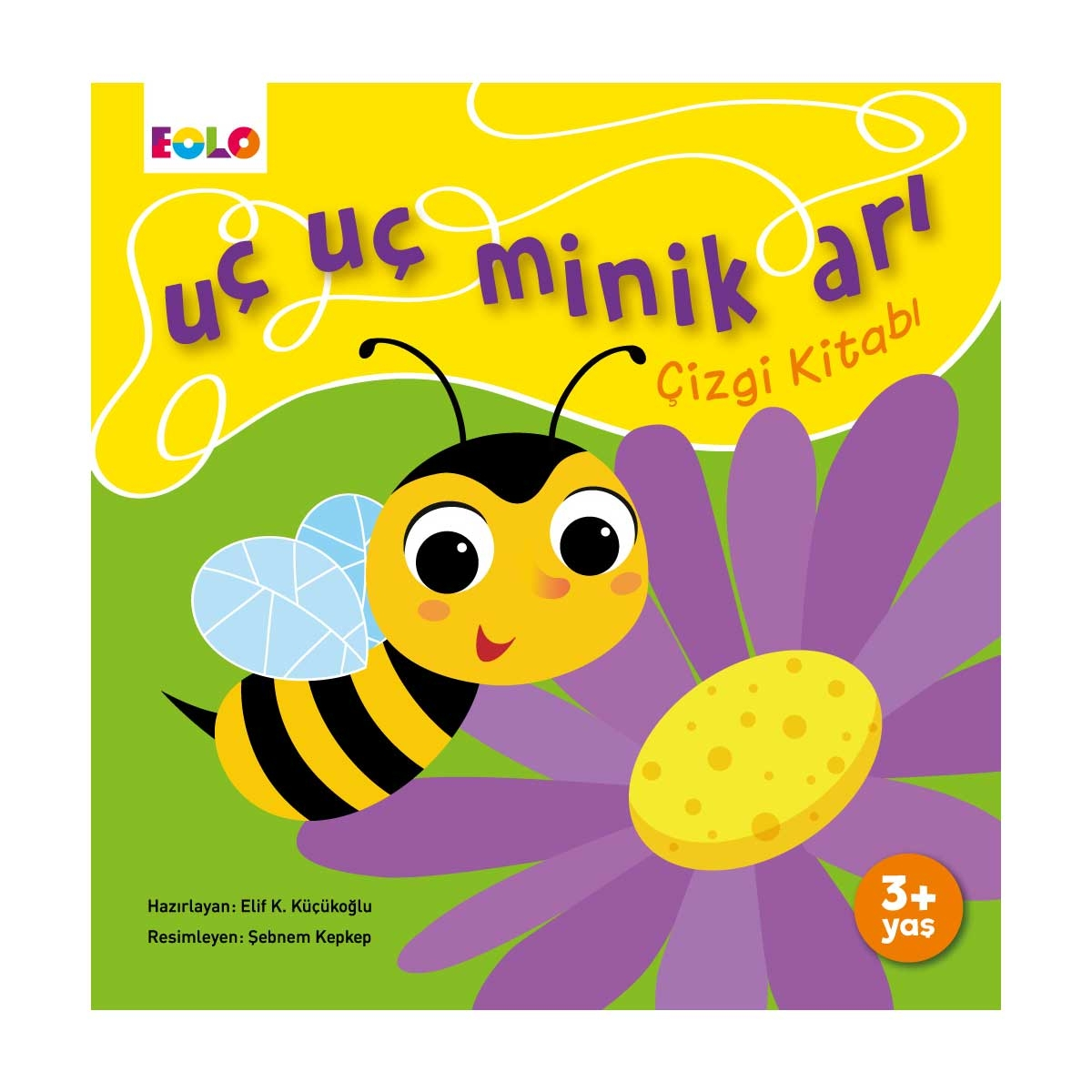 Buzz buzz buzz, My Little Bee Drawing Book for Kids