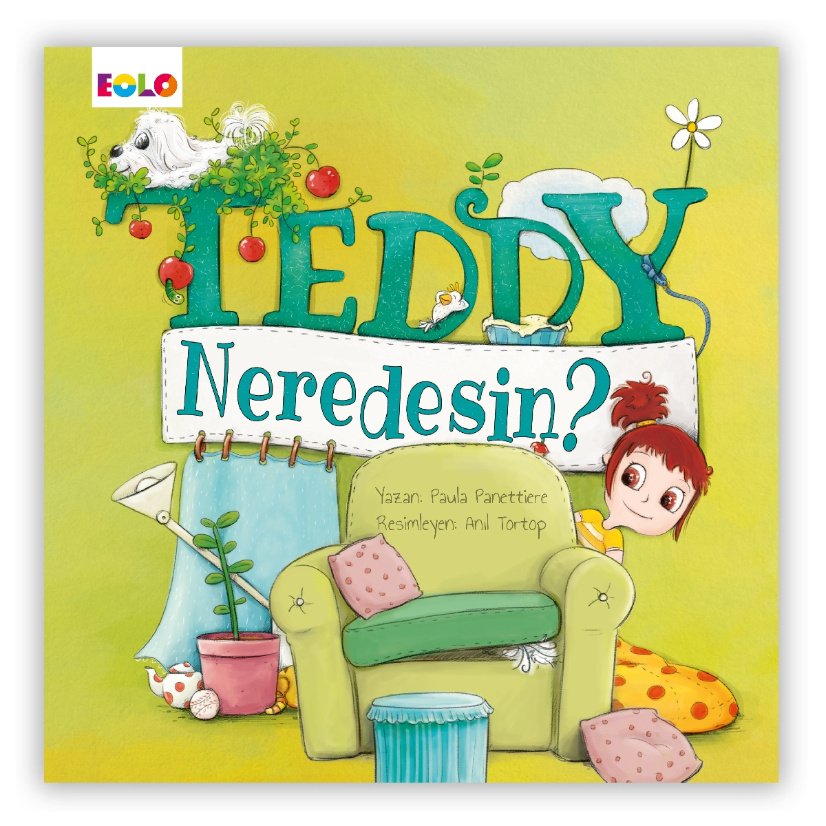 Teddy Neredesin?
