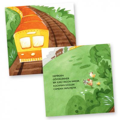 Taşıtlar Serisi - Trenler